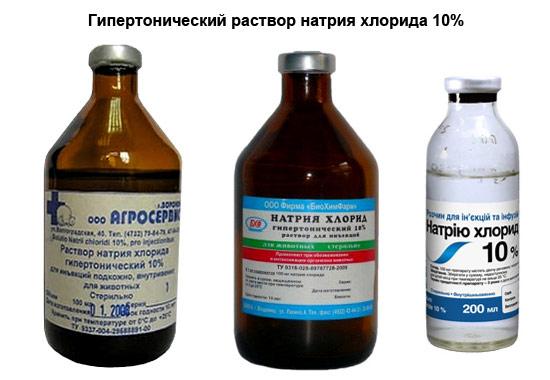 Натрий хлорид состав