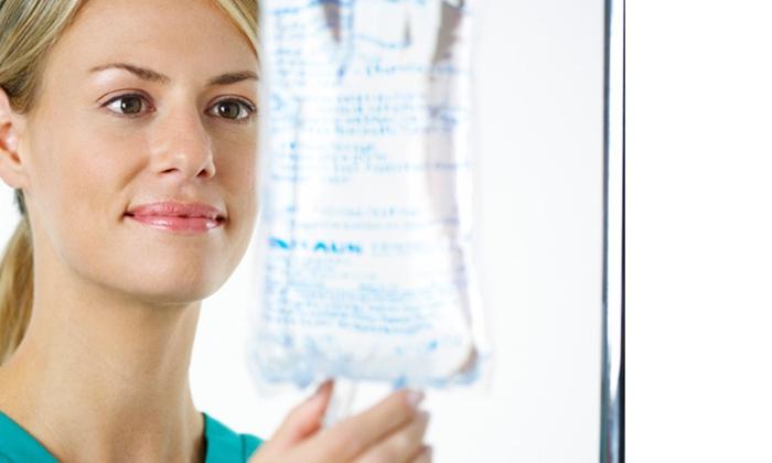 Капельницы с витаминами для профилактики